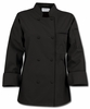 Women's Standard Fit Chef Coat
