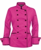Women's Contrast Chef Coat