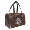 Royal Paw Pet Drive Carrier - Brown