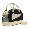 Vintage Fame Pet Carrier - Beige