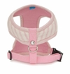 Stripy Heart Soft Harness & Leash
