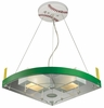 Baseball Field Pendant Chandelier