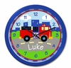 Personalized Truck  Clock