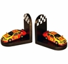 Kid's Race Car Bookends