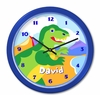 Dinosaur Personalized Clock