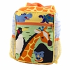 Zoo Friends Backpack Pillow