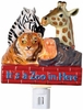 Zoo Animals Night Light