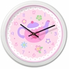 Girls' Tea Party  Clock