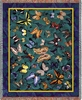 Butterfly Dance Tapestry Throw