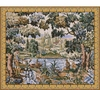 Paysage Flamand Village Tapestry