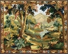 Manoir Borde -  Verdure Tapestry