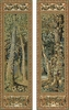 Woodland or Timberland - Verdure Tapestry