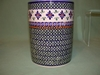 Polish Utensil Holder - Pattern 18