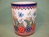 Polish Utensil Holder - Pattern 21