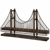 Wrought Iron Bridge Candle Holder