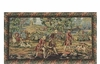 Louis XV, Hunting I Tapestry