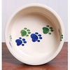 Ceramic Pet Bowl - Walking Paws