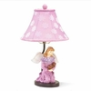 Pink Angel Table Lamp