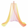 Rainbow Bed Canopy
