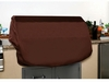 "36"" Grill Top Cover - Chocolate Brown"