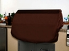 "44"" Grill Top Cover - Chocolate Brown"