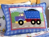 Planes Trains Trucks Pillow Sham
