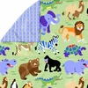 Kid's Wild Animals Comforter