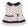 Vivid Vavid Puppy Dress - Pink