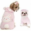 Puppy Funny Bunny Romper Suit