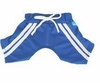 Puppy Football Shorts - Blue