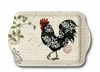 Damask Rooster Scatter Tray