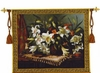 Tropical Lilies Tapestry
