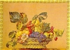 Fruit Basket Tapestry 236/10