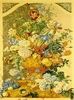 Flower Basket Tapestry 221