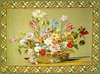 Flower Basket Tapestry 210/5