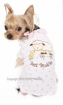 Real Buddy Puppy  PJ's - Pink