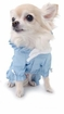 Frilly Four-Legged Puppy Raincoat