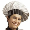 Twill Chef Hat - 65/35 Poly Cotton