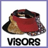 Madcaps Fashion Sun Visors from USA