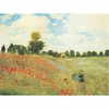 Monet's Poppies Belgian Tapestry