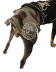 Military Army Barmy Puppy  Skirt