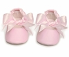 Princess Pink Ballet Slippers 0-6M