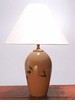 Tuscan  Olive Lamp - Large