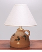 Tuscan Olive Lamp - Small