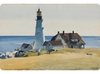 Edward Hopper Lighthouse
