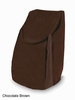 "48"" High Chair/Stack Cover - Brown"