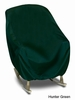 Oversized Chair Cover - Hunter Green