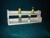 "Wooden Counter Shelf  - 24""L"