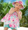Baby Summer Top and Bloomers Sets
