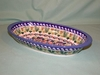Medium Polish Oval Server -  Pattern 04